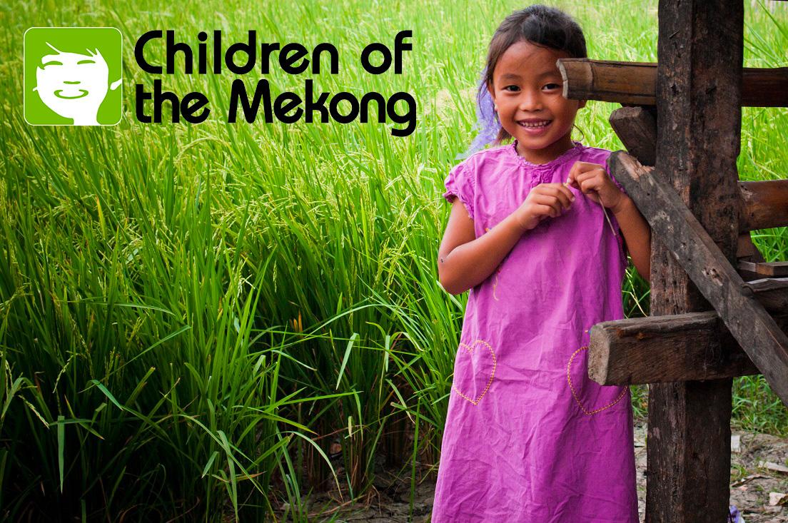 Logo of Children of the Mekong